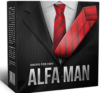 Alfa Man (Альфа Мен) в Новомосковске