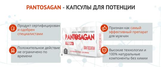 Общая информация о препарате Пантосаган