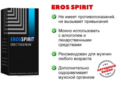 Информация о препарате Eros Spirit